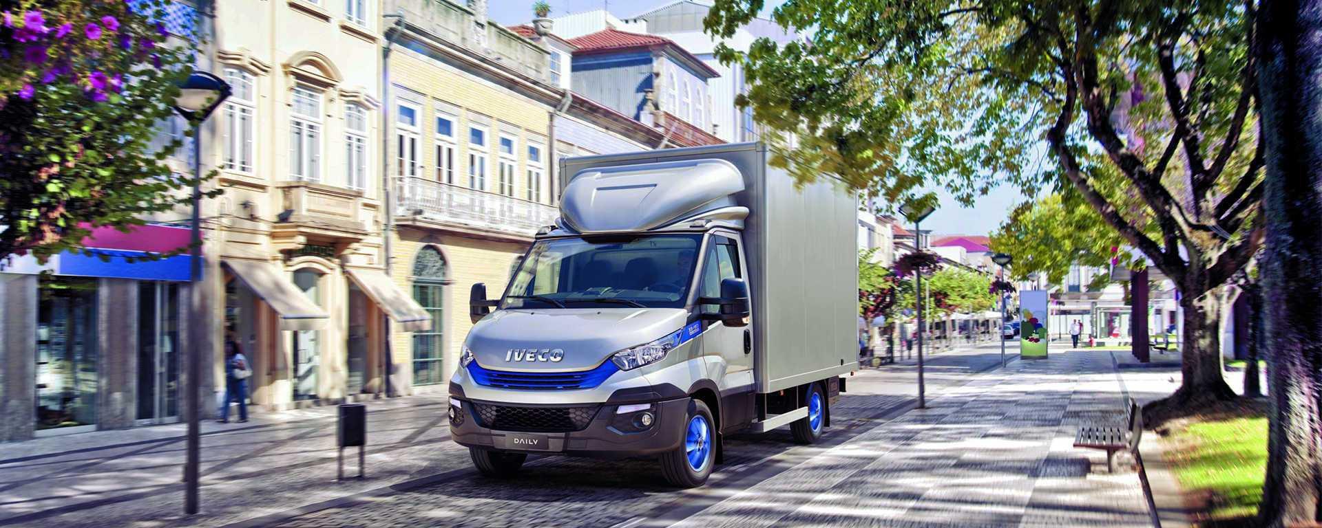International Van of the Year 2018