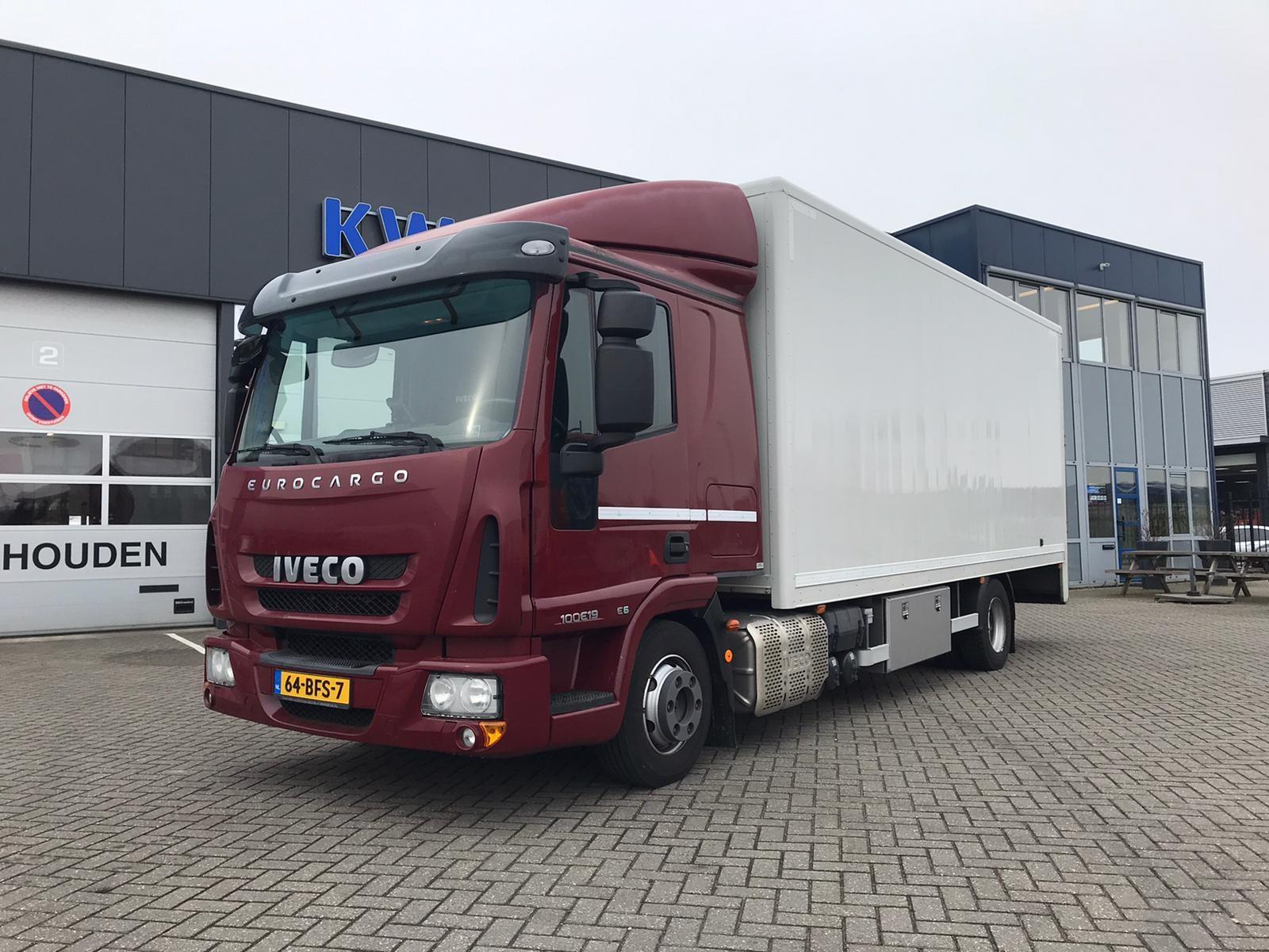 IVECO Eurocargo ML80E19/P