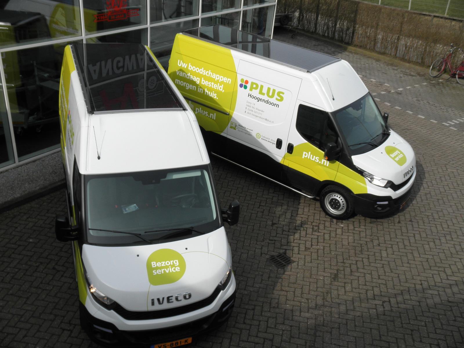 Milieuvriendelijke New Daily's voor Plus Hoogendoorn