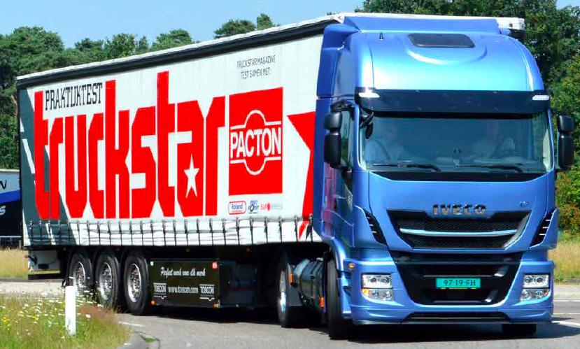Koplopers in LNG met elkaar vergeleken; Iveco versus Scania