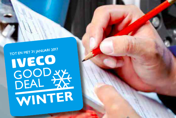 IVECO GOOD DEAL WINTER