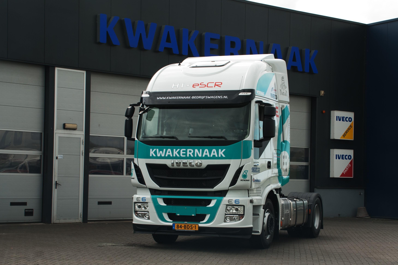 Nieuw bij Kwakernaak Bedrijfswagens: de demotruck!
