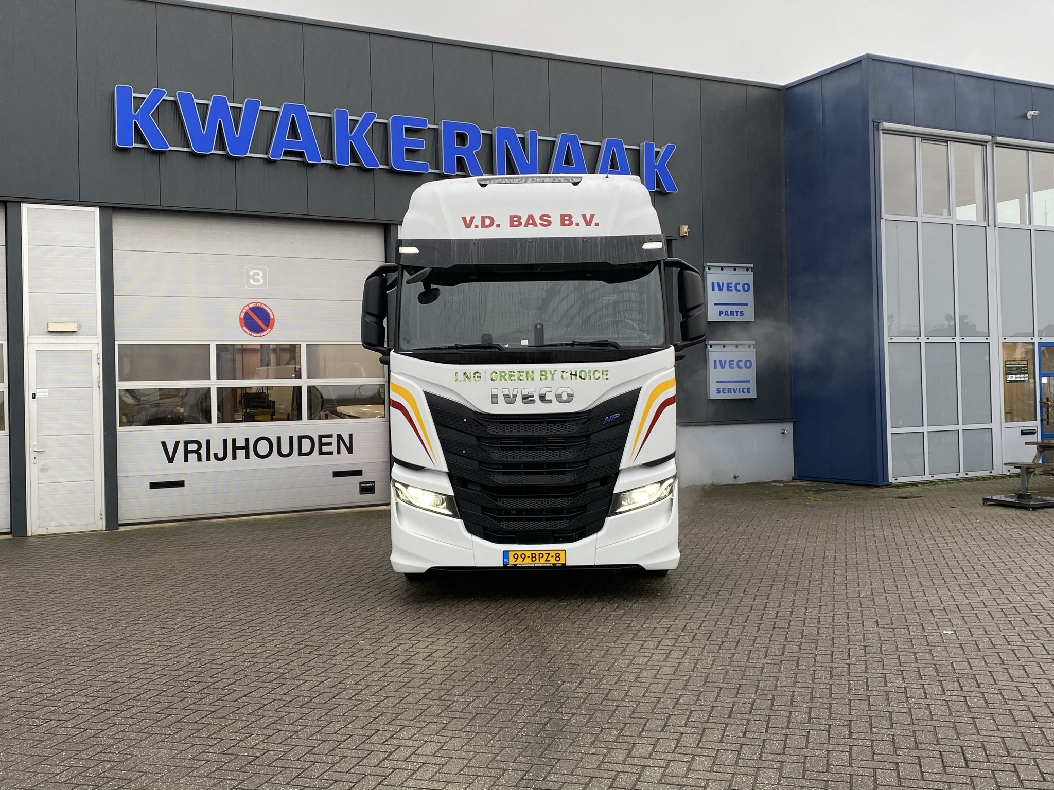Van der Bas Transport B.V.
