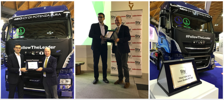 Sustainable Truck of the Year 2019