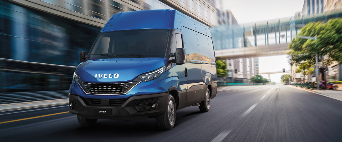 IVECO Daily MY 2019 - VANAF € 26.250,-