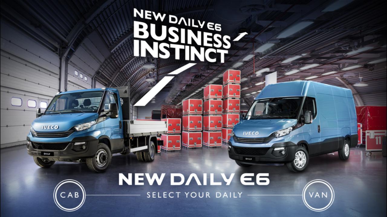 New Daily E6 app