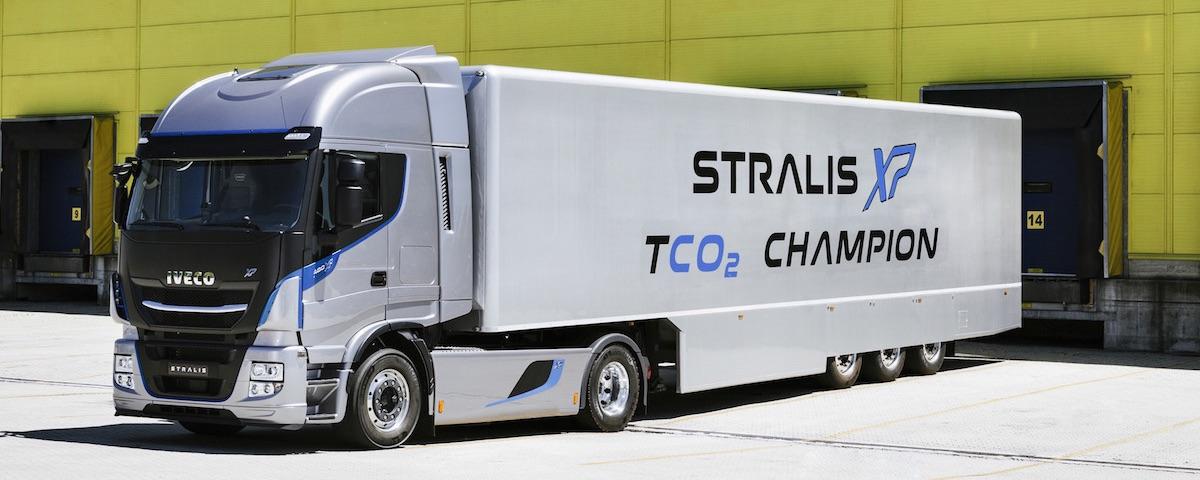 Nieuw: New Stralis TCO2 Champion