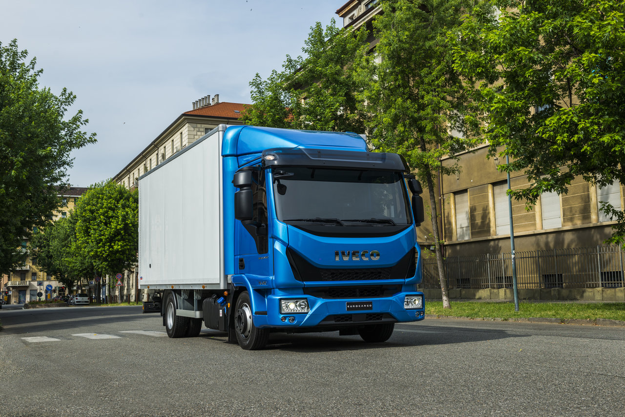De EuroCargo City Edition voor €59.995,-