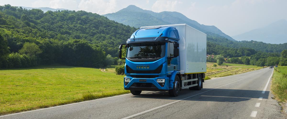 Eurocargo met laadbak rijklaar voor €59.995,-